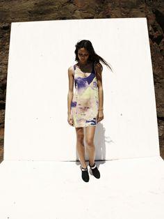 Somday's Lovin Electric Volcano Dress