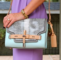 Dying over this Vince Camuto bag!!  #TheFashionEdit with HSN — J's Everyday Fashion