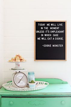 Letter board quotes