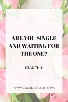 christian dating how do you know he the one