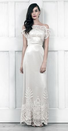 Luxury bridal house reveals Spring/Summer 2014 wedding dresses