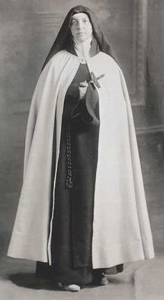 saint teresa de jesus los andes | ... Jesus told her that she would be a Carmelite and that holiness must be