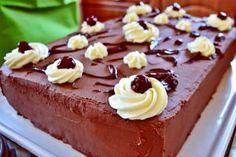 Reteta Tort cu mascarpone si lapte condensat Pudding, Romania, Desserts, Mascarpone, Alternative, Tailgate Desserts, Deserts, Custard Pudding, Puddings