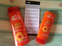 #New Fructis #Pelazo Fructis