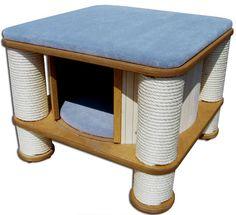 Catwalk Katzen Tisch KCB ...great design catwalk bungalow