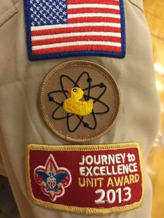 User Actions    Following   Chisholm Trail, CAC ‏@CT_bsacac I love checking out patrol patches and I have seen a few good ones at #MBFair15
