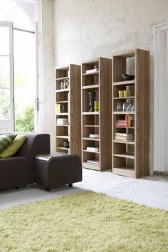 Teak boekenkast Sam - Alle Pilat - Woonwinkel & Meubelmakerij Friesland