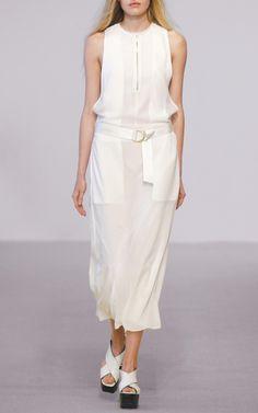 Shop the Calvin Klein Collection trunkshow at Moda Operandi