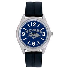 Men's Game Time NCAA Varsity Sports Watch - Black - Nevada Wolf Pack
