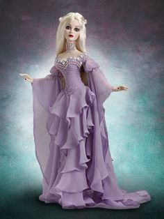 Tonner Evangeline Ghastly Gothic Mist Complete Outfit Fashion Only SOLD OUT