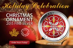 Mint.ca 2015 Christmas & Winter Freeze Coins