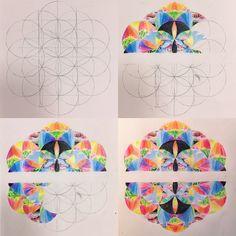 coldplay kaleidoscope Flower of Life ALIENS Flower Of Life, Coldplay, Aliens, Flowers, Alien Creatures, Royal Icing Flowers, Flower, Florals, Bloemen