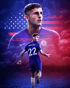 Welcome Christian Pulisic #KTBFFH Chelsea Fans, Football Chelsea, Chelsea Fc Players, College Football, Chelsea Wallpapers, Chelsea Fc Wallpaper, Memphis, Chelsea Champions League, Christian Pulisic