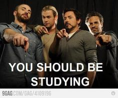 You should be studying -9gag