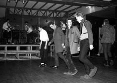 1950s: Teddy boy (band)