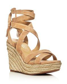 6eff5d242a1 Splendid Janice Ankle Tie Espadrille Wedge Sandals Kiilasandaalit