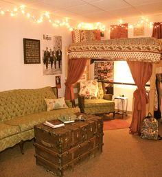 Dorm room: