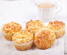Slané muffiny - Recept pre každého kuchára, množstvo receptov pre pečenie a varenie. Recepty pre chutný život. Slovenské jedlá a medzinárodná kuchyňa
