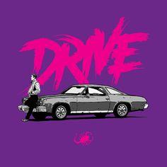 Drive by Federico Mancosu (Purple ed.)