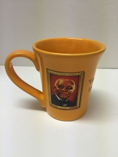Awesome Uncle Ben's Rice Large Orange Coffee Mug
