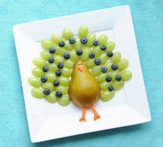 Le paon est un animal comestible ! #cuisine ajouté sans recette