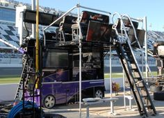 2016 Sprint Cup Series pit boxes Wednesday, March 9, 2016 No. 11 Denny Hamlin