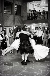 spinning dance