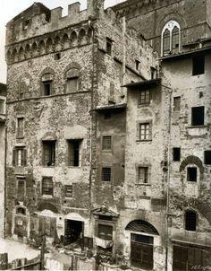 Il Palagio dell'Arte della Lana - Old Florence