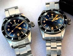 Passion-2011-Rolex-Submariner-Reference-6200-Side-by-Side