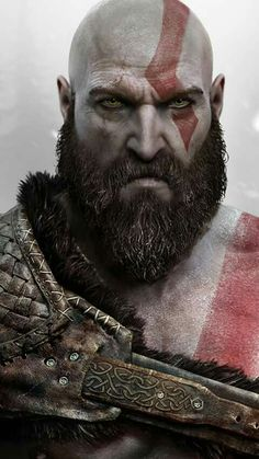 Free Kratos God of War PC Games desktop wallpaper. - Best of Wallpapers for Andriod and ios Kratos God Of War, Game Wallpaper Iphone, Mobile Wallpaper, Desktop Wallpapers, Good Of War, Marvel, Game Character, Santa Monica, Game Art