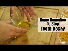 Toothache is a painful condition that results from many causes. Apart from visiting a dentist, you can also try these home remedies for tooth ache enlisted in this article. Home Remedies For Cavities, Remedies For Tooth Ache, Toothache Remedy, Teeth Whitening Remedies, Natural Teeth Whitening, Natural Headache Remedies, Natural Home Remedies, Tooth Decay Treatment, Routine