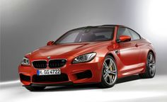 BMW M6 Coupe 2013 Front View - The Automotive Gallery