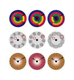 Cool watches... Colored disks.: About Wink :.