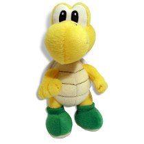 Nintendo Super Mario Bros - Peluche De Koopa Troopa - Nuevo