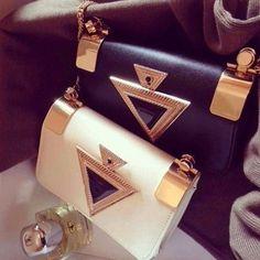 nova 2014 moda mulher bolsa cc geometria marca famosa bolsa de ombro estilo cadeia de diamante senhora messenger sacos bolsas cc em bolsa pa...