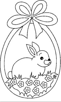 windowcolor - Coloring picture - Coloring picture for children - Window Color - windowcolor – Coloring picture – Coloring picture for children – Window Color - Spring Coloring Pages, Easter Coloring Pages, Coloring Pages For Kids, Coloring Books, Easter Art, Easter Crafts For Kids, Easter Bunny Pictures, Coloring Pictures For Kids, Gato Anime