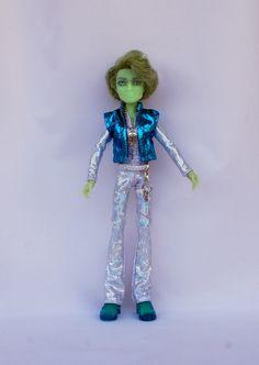 Wechselkleidung passend für Monster High Junge/Boy - Outfit #handgenäht in Spielzeug, Puppen & Zubehör, Mode-, Spielpuppen & Zubehör | eBay