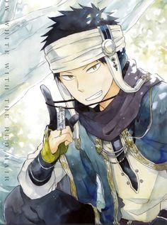 Image about akagami no shirayukihime in Mangas y Anime by Cintia Anime Shojo, Manga Anime, Manga Art, Anime Art, Hot Anime Boy, Anime Love, Anime Guys, Bd Art, Akagami No Shirayukihime