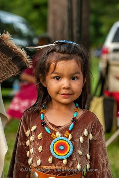 Caddo Nation - grandaughter of Caddo Nation Vice Chairman Philip Smith, J T Morrow Powwow, Binger Oklahoma