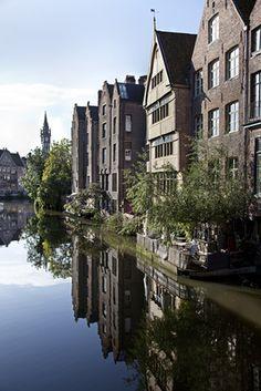 http://belgium.beertourism.com/cities/ghent #visitgent gent belgium europe travel beer beers drinks bars tips must visit city