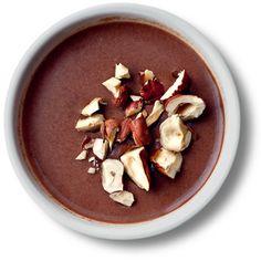 Recipe: Milk Chocolate Hazelnut Panna Cotta || Photo: Andrew Scrivani for The New York Times