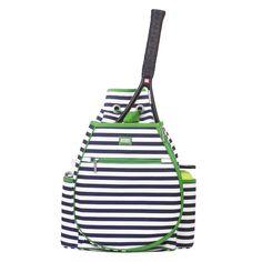Ame & Lulu Ladies Tennis Backpacks - Piper - nicolestennisboutique.com