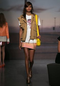 Coach spring 2015 RTW collection.