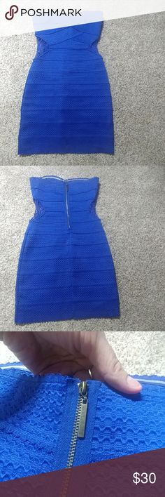 a4899f682cb3 Bandage Dress Mini Brand New w o tags. Illa Illa brand size S.