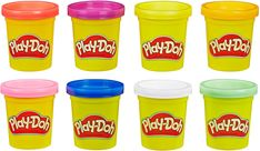 Play Doh Knete, Hasbro Play Doh, Fluorescent Colors, Neon Colors, Rainbow Colors, Play Doh Colors, Smiths Food, Presents For Girls, Toy Craft