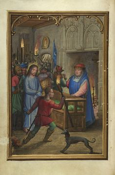 Prayer Book of Cardinal Albrecht of Brandenburg...Simon Bening