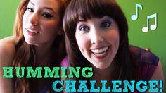 HUMMING CHALLENGE!