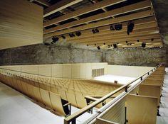 The Centre of Folk Art, Kaustinen, Finland - LAHDELMA & MAHLAMÄKI ARCHITECTS