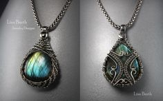 Woven Bezel Pendant from my new book, Timeless Wire Weaving. This one has a new way of doing the back though. Here is the link to see: http://www.amazon.com/Timeless-Wire-Weaving-Complete-Course/dp/1627000763/ref=sr_1_1?s=books&ie=UTF8&qid=1424554585&sr=1-1&keywords=timeless+wire+weaving+the+complete+course