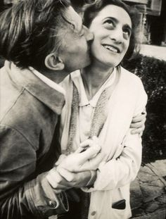 Josef and Anni Albers - incredible artists and totally adorable